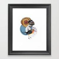 Navigate Home Framed Art Print