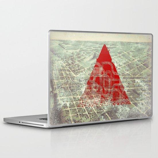 Rusty Future Laptop & iPad Skin