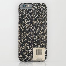 Notebook iPhone 6 Slim Case