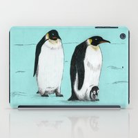 Penguins iPad Case