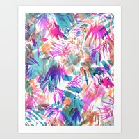 Palmtastic Art Print