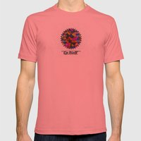 Op Ning A Supermodel From Addiscombe Mens Fitted Tee Pomegranate SMALL