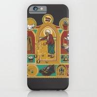 Ye Oldé Grandma Triptyc… iPhone 6 Slim Case