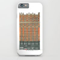 Don't Forget to Look Up: Potter Building iPhone 6 Slim Case
