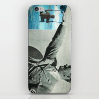 Scream If You Want To Go… iPhone & iPod Skin