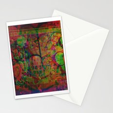 Multiplicitous extrapolatable characterization. 27 Stationery Cards