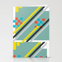 Squarely Stationery Cards