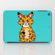 Little Ginger Tabby iPad Case