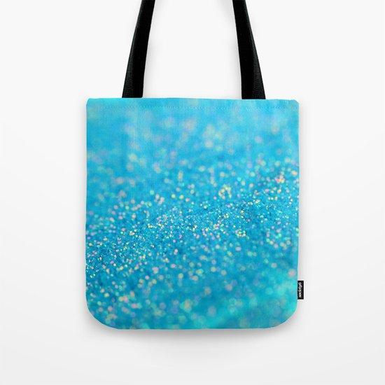Mermaid Sparkles Tote Bag