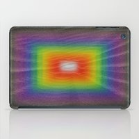 Beneath The Black Sands iPad Case