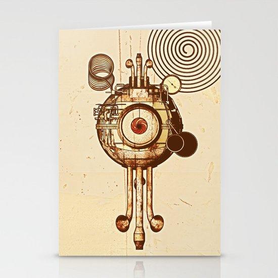 hypnotism Stationery Card