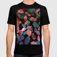 Galactic Gems  Mens Fitted Tee SMALL Black