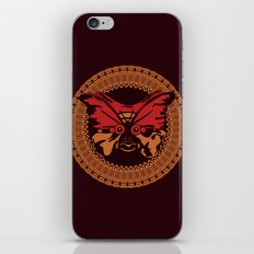 Puppet Butterfly iPhone & iPod Skin
