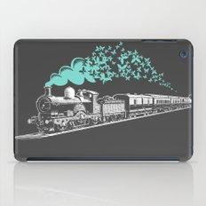 Butterfly Train iPad Case