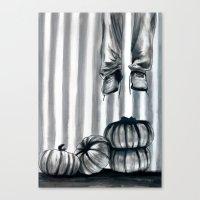 The Saddest Trick Canvas Print
