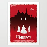 The Innocents (Red Colle… Art Print
