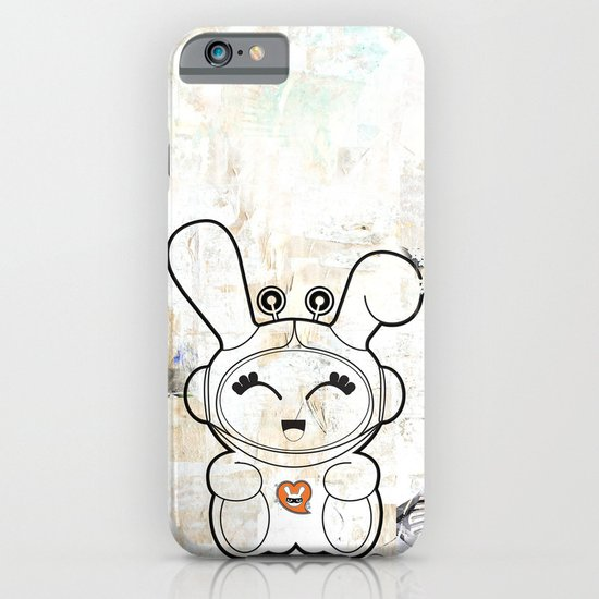 Space Bunny iPhone & iPod Case