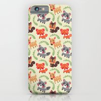 iPhone & iPod Case featuring The Happy Forest Friend by haidishabrina