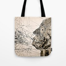 Penser : Expression. Tote Bag