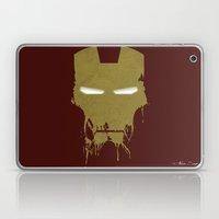Iron Dirty Man Laptop & iPad Skin