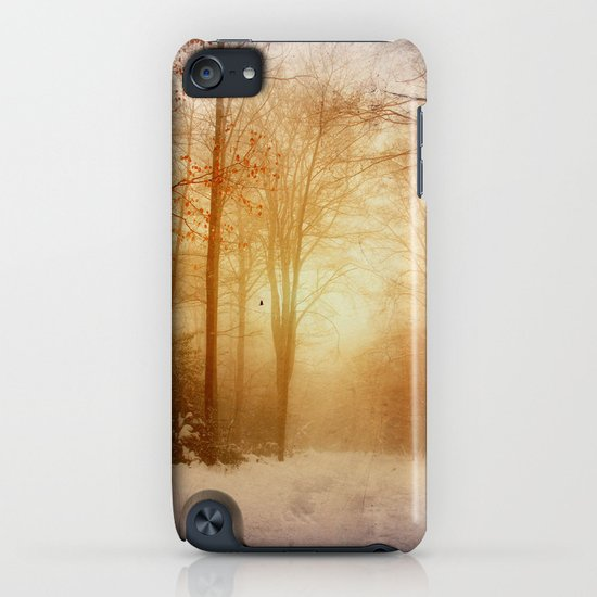 warm wintEr glOw iPhone & iPod Case