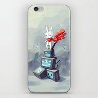 King Of The Hill iPhone & iPod Skin