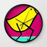 L. Bird Wall Clock