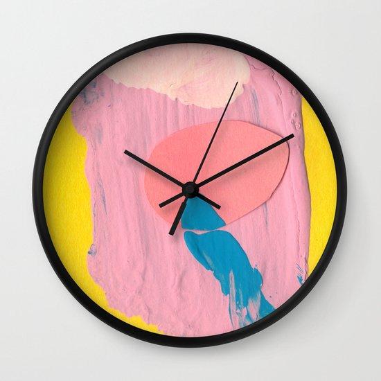 Tiny Nine  Wall Clock