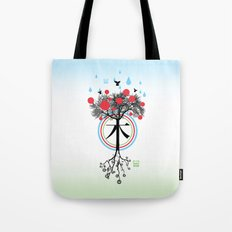 Árbol - 木 - Tree Tote Bag