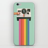 Take A Picture. It Lasts… iPhone & iPod Skin