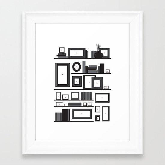 Image Not Found. Framed Art Print