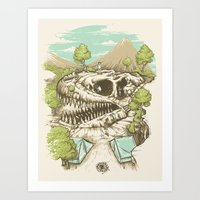 Unexpected Art Print