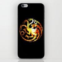 Bride of Fire iPhone & iPod Skin