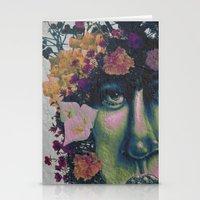 Nature In Glitter Lipsti… Stationery Cards