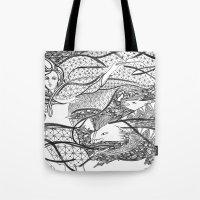 A Great Magician / Origi… Tote Bag