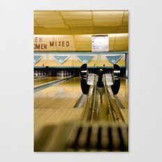 Pappy's Canvas Print