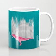 DinoRose - pinky tyrex Mug