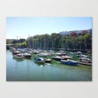 Ilfracombe 2 Canvas Print