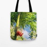 Keanae Palm Beauty Tote Bag