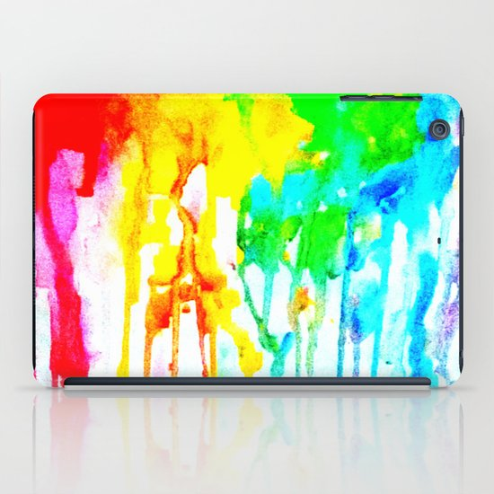 Colors of life : Colors Series 3 iPad Case