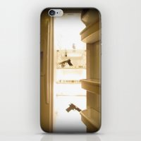 The Hunger iPhone & iPod Skin
