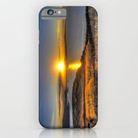 iPhone & iPod Case featuring A Titicaca Sunset by Rick Cohen