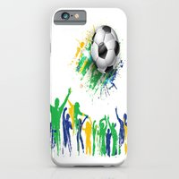 World Cup Fever iPhone 6 Slim Case
