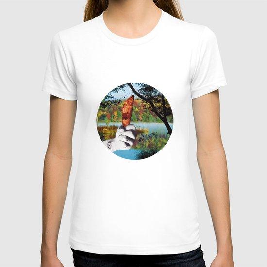 L'ultima volta che siamo andati a pesca insieme T-shirt