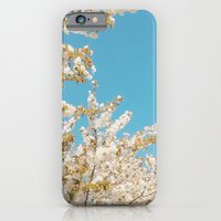 Wave of Flowers iPhone 6 Slim Case