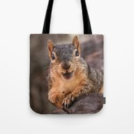 Did You Bring Nuts? Tote Bag