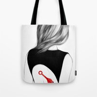 Back Stabbers II Tote Bag