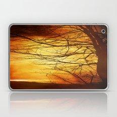 Misty Sunset Laptop & iPad Skin
