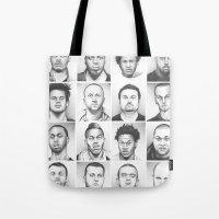 I Am A Man Tote Bag