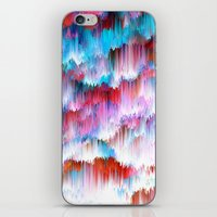 Raindown iPhone & iPod Skin